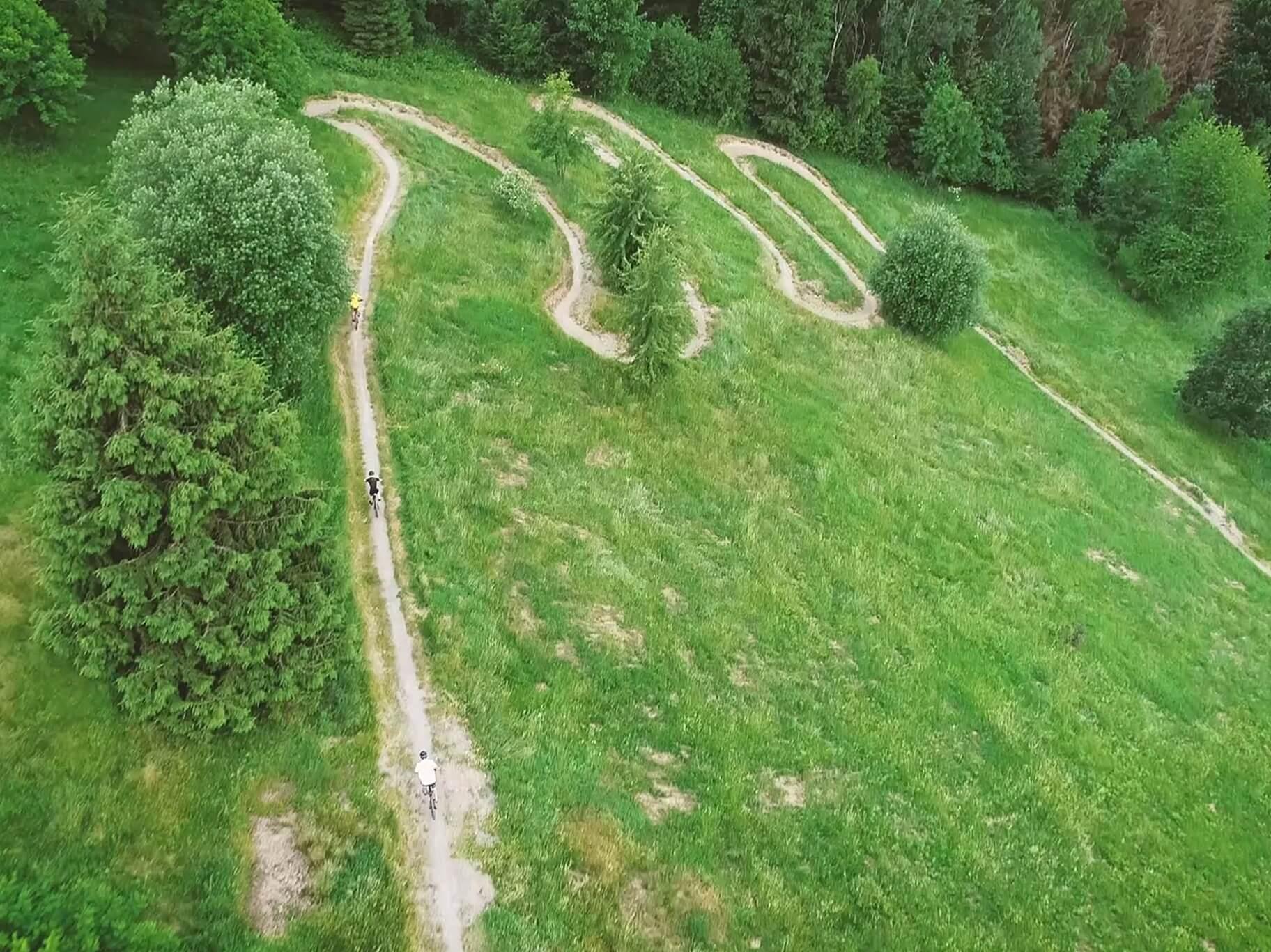 Signle Track Kudowa